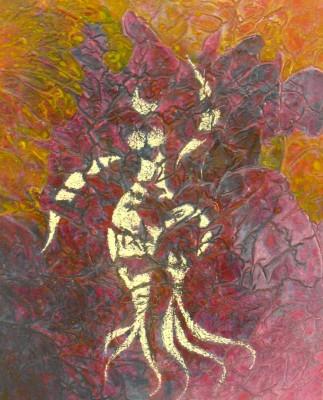 Inanna in der Unterwelt